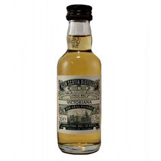 Glen Scotia Victoriana Miniature Whisky Single Malt available to buy online at specialist whisky shop whiskys.co.uk Stamford Bridge York