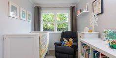 Cam and Deb turn basic into beautiful Neutral Color Scheme, Colour Schemes, 19 Month Old, Open Plan Living, Interior Paint, Paint Colors, Nursery, Colours