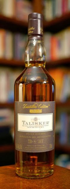 The Malt Impostor: The Talisker Distiller's Edition Dist. bottled 2005 ml church pew cruet) Good Whiskey, Whiskey Drinks, Scotch Whiskey, Bourbon Whiskey, Whiskey Bottle, Tonic Drink, Single Malt Whisky, Liquor Bottles, Wine And Spirits
