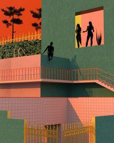 Arts & Architecture, Tishk Barzanji