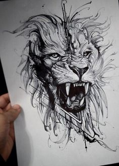 Liebe Tattoos - Famous Last Words Lion Head Tattoos, Wolf Tattoos, Forearm Tattoos, Body Art Tattoos, New Tattoos, Tribal Tattoos, Tattoos For Guys, Tattoo Designs, Lion Tattoo Design