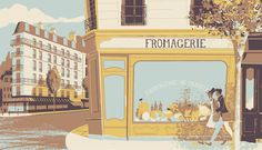 Project completed for German supermarket Penny for their range of French goods called Petit France.