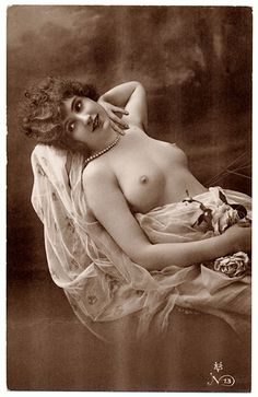 Boudoir Cards - French Postcards - Various Publishers