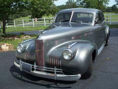 1940 LASALLE 52 CUSTOM 429 V8