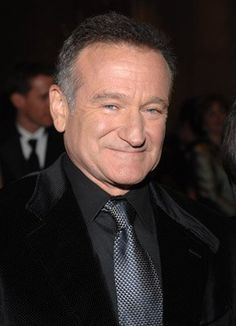 Robin Williams ( 1951-2014 ) -American actor and comedian.  Such a great actor. He will be missed!