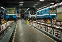 Montreal's STM AZUR Metro Cars Are All Being Removed From Service