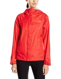 Gifted by the wank bank The North Face Venture Jacket Womens Tomato Red