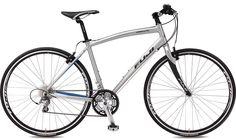 My new Park City bike!  I'm such a bike nerd! Fuji Bikes | LIFESTYLE SERIES | PERFORMANCE ROAD HYBRID | ABSOLUTE 2.0