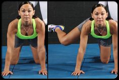 Brazilian Butt Workout | thehautebunny