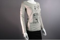 Graphic Tank, Collections, Tank Tops, Long Sleeve, Sleeves, T Shirt, Women, Fashion, Full Sleeves