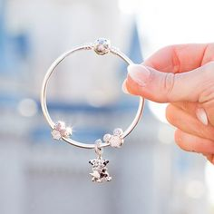 "You'll Say ""I Do"" To This New Mickey and Minnie PANDORA Charm"