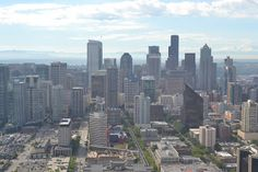 Travel With MWT The Wolf: Seattle Overview
