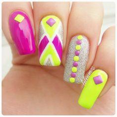 Instagram photo by @ liliumzz #nail #nails #nailart