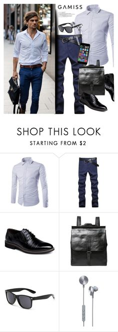 """Menswear"" by vict0ria ❤ liked on Polyvore featuring i.am+, Dolce&Gabbana, men's fashion, menswear and gamiss"