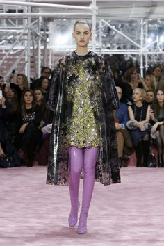Christian Dior Spring Couture '15
