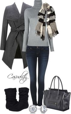 """Winter Love"" by casuality on Polyvore"