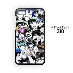 Kageyama Tobio for blackberry Z10/Q10 3D phonecases