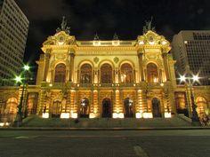 Teatro Municipal - São Paulo