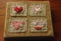 SheilaRumney.com: In Stitches