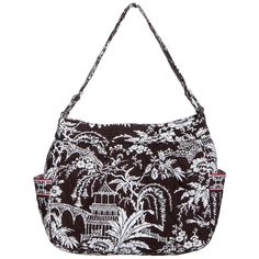 Vera Bradley Imperial Toile Reversible Tote | Overstock.com Shopping - The Best Deals on Tote Bags