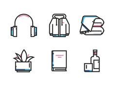 Introvert Icons