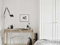 A calm and serene apartment with a neutral palette - NordicDesign