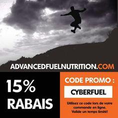 Rabais Advanced Fuel Nutrition