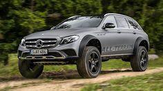 Mercedes-Benz All-Terrain 4x4˄2