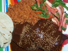 Mole Sauce - Hispanic Kitchen