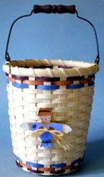 Fall Bucket Basket Pattern