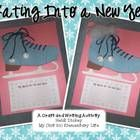 Get your kids excited about the New Year  and winter with this ice skate craft and writing activity. Students get to create an ice skate, great for...