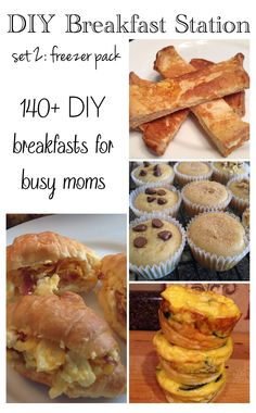 It's breakfast made easy! Happy moms. Healthy kids.