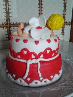 Mayvicake: Tarta de San Valentín