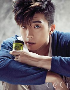 2014.09, CeCi, 2PM, Wooyoung