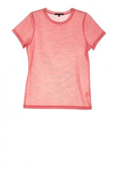 ça va de soi - She, t-shirt jersey COM4-ZERO™, campari, Femme   ça va de soi