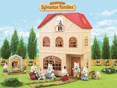 Ensemble de housses Freda rosé maison de poupée Berceau Famille changement vêtements meubles 28 pièces