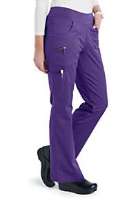 eee6c15328 Beyond Scrubs Abby 6-Pocket Yoga Scrub Pants Yoga Scrub Pants, Stretch  Fabric,