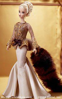 Limited Edition Fashion Model Collection Capucine Barbie Doll  #barbiecollector