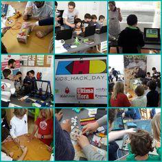 Nuestra visita al #kidshackday Mallorca, un cybergustazo!
