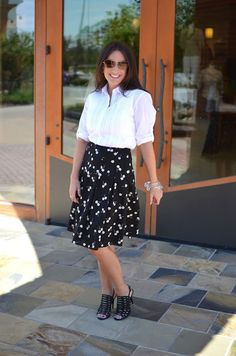 Summer Work Wear #LittleRockBigStyle #ChenalPromenade