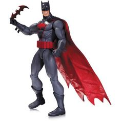 DC Comics New 52 Earth 2 Batman Action Figure, Multicolor