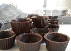 Tanto buoni che mi mangio anche il bicchiere! http://www.cioccolateriaveneziana.it/negozio/bicchierini-di-cioccolato-12pz/
