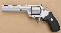 Colt Anaconda .44 Magnum Weapons Guns, Guns And Ammo, Smith And Wesson Revolvers, Colt Python, 44 Magnum, Home Defense, Hunting Rifles, Anaconda, Cool Guns