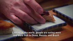 What began as a simple but elegant food sold by Tokyo street vendors has become a worldwide phenomenon in the past 30 years....🍣🐟🎣🍱  Sushi: The Global Catch is a feature-length documentary shot in five nations that explores the tradition, growth, and future of this popular cuisine: https://www.fmtv.com/watch/sushi-the-global-catch