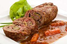carne recheada: Veja como é superfácil e rápido fazer uma deliciosa receita de carne recheada na panela de pressão!