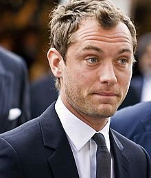 Jude Law-better with age- England