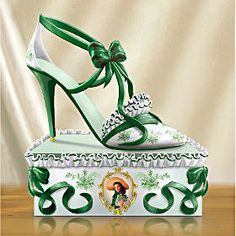 Southern Belle Style Collectible Gone With The Wind Shoe Figurine280 x 280 | 22.5KB | www.squidoo.com