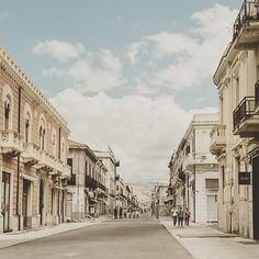 Reggio Calabria - Corso Garibaldi