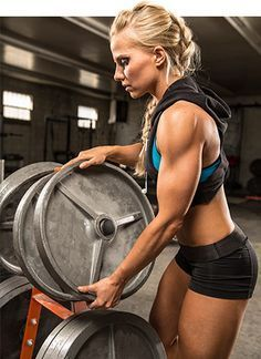 30-Minute Upper-Body Workout For Women - http://Bodybuilding.com