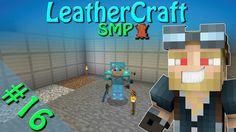 Minecraft - LeatherCraft SMP | Episode 16 - CowCaption! 60FPS